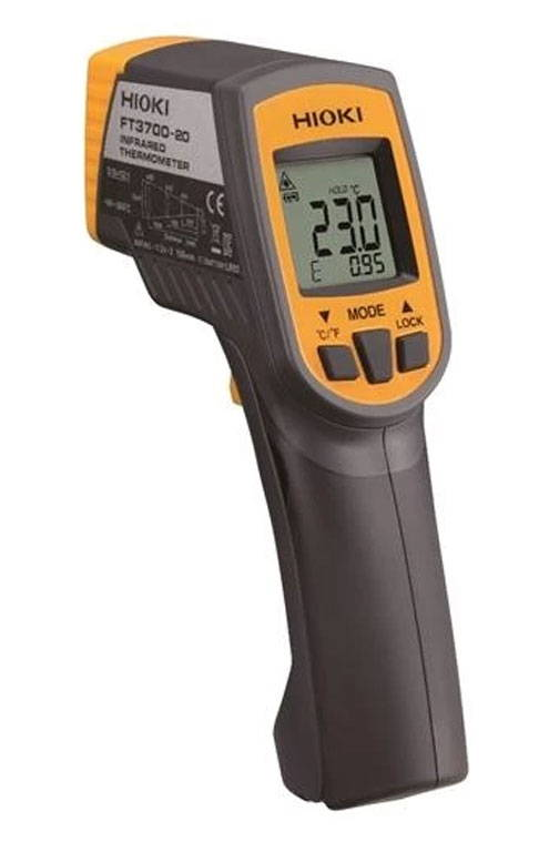 HIOKI FT3700-20: INFRARED THERMOMETER