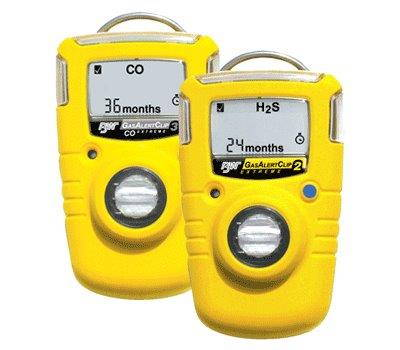 GasAlert Extreme Single Gas Detector